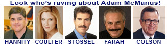 Look who's raving about Adam McManus!